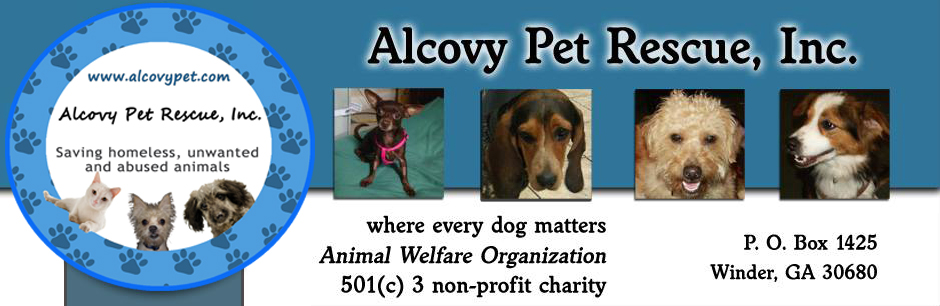 Alcovy Pet Rescue, Inc.